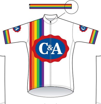 Wielershirt - C&A
