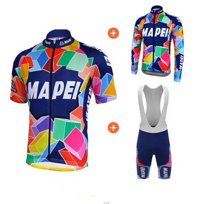Retro Combinationset Mapei - Multicoloured