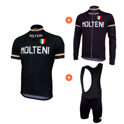 Retro Combinationset Molteni Arcore - Black