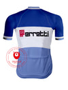 Ferretti retro cycling shirt - REDTED RETRO