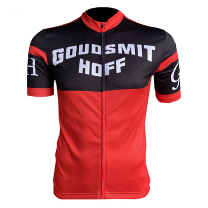 Retro Wielershirt Goudsmit-Hoff