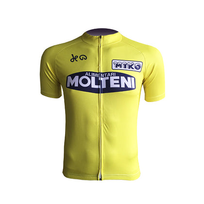 Molteni Yellow Jersey 1974 - Eddy's last tour victory