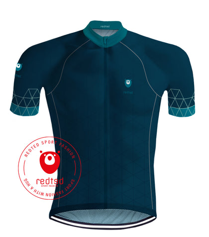 Maillot Cycliste VIKING Blue - REDTED
