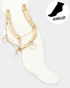 Lovers Anklet