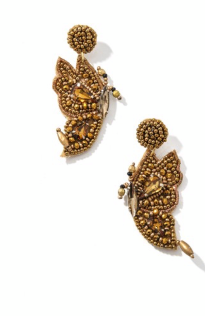 BuddhaFly Earrings