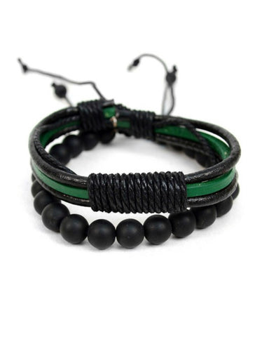 Garvey Stone Bracelet Set
