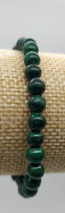 Bracelet Malachite A 6mm