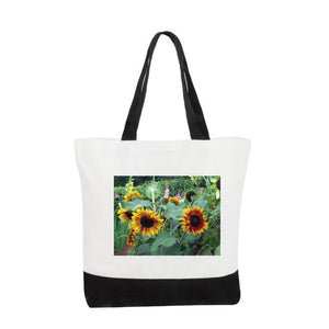 Clothing - accessory - Tote bag - Sunflowers