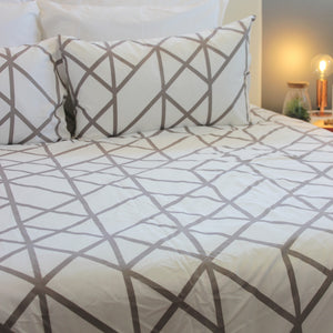 Duvet Cover Set - Country Road - Queen