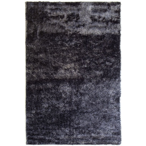 Rug Chicago Plan - Charcoal - 136 x 200