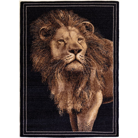 Rug Safari Lion 80 x 120