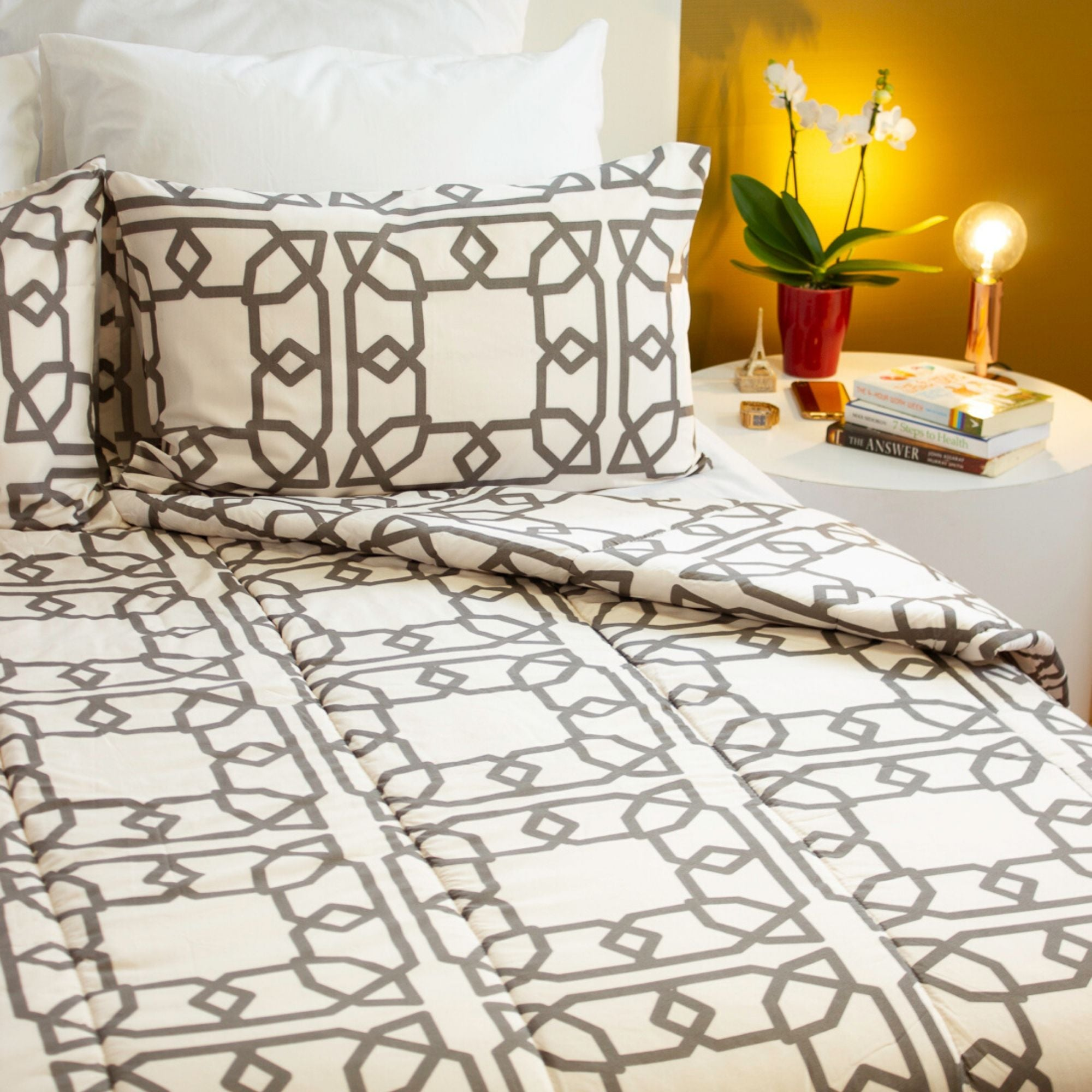 Duvet Cover - Manhattan - Bedding Comforter