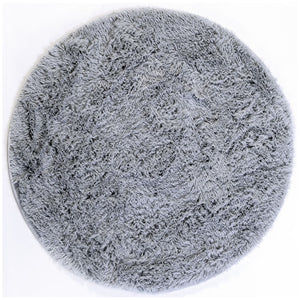Rug Cloud9 Round Shaggy - Stone 120 x 120