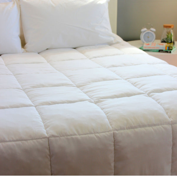 Sleep Solutions - Duvet Inner - BallFibre Filling with Cotton Outer Casing