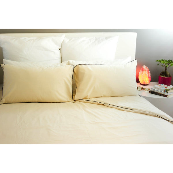 Duvet Cover Set - Beige - Queen