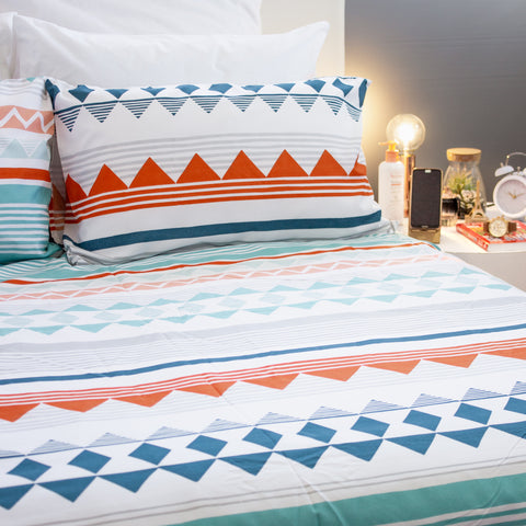 Duvet Cover Set - Fiesta - Queen