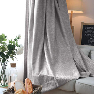 Ready Made - Textured Gravity Grey - 230 x 218 cm