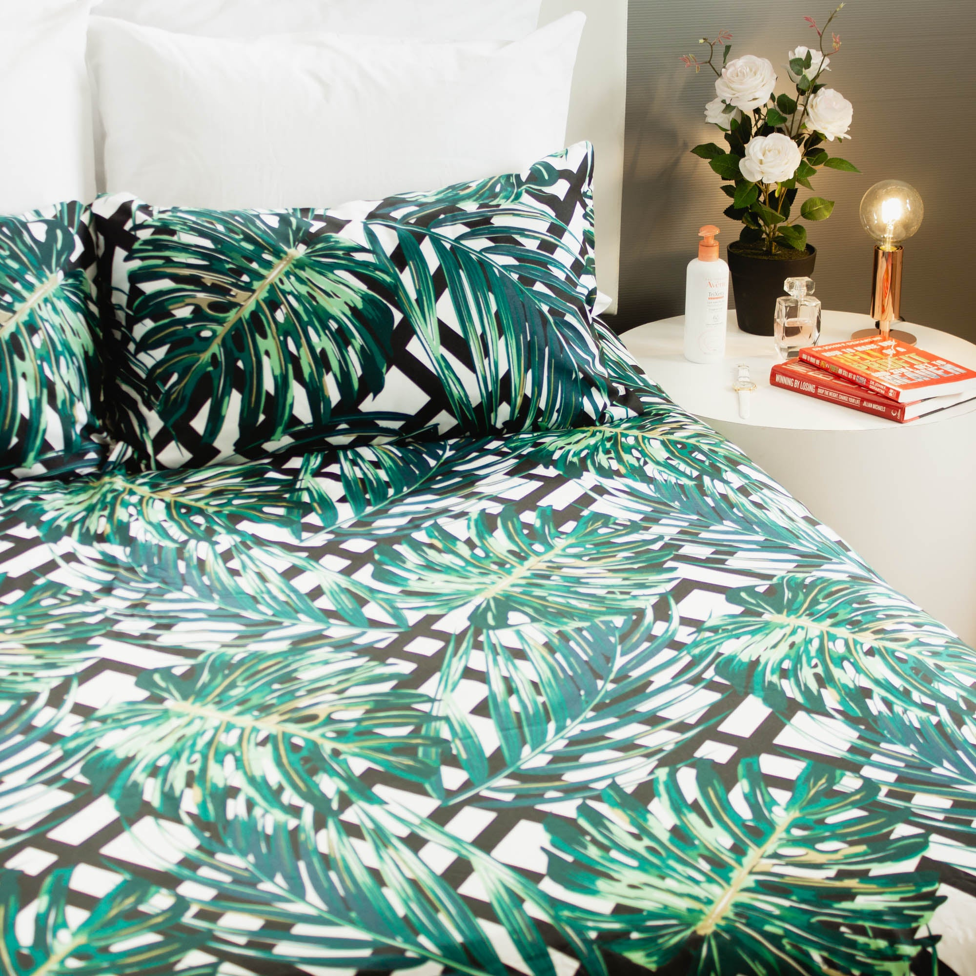 Duvet Cover Set - Bahamas - Queen