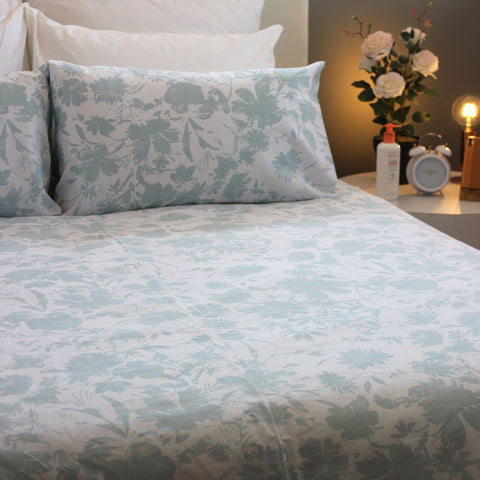 Duvet Cover Set - Spring Breeze - Queen