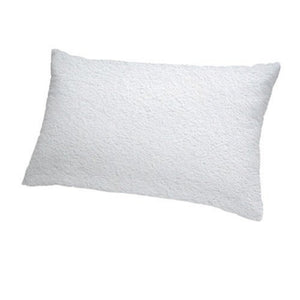 Sleep Solutions - Hotel Range - Pillow Protector Coral Fleece