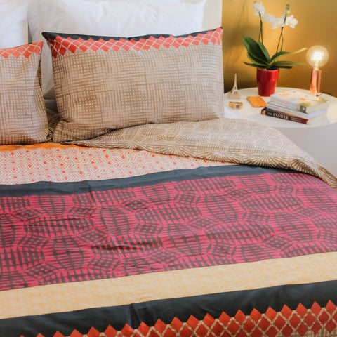 Duvet Cover Set - Sahara - Queen