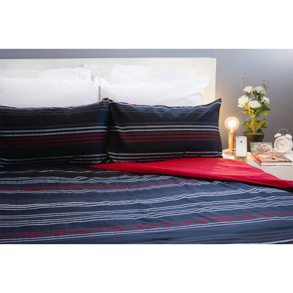 Duvet Cover Set - Salsa - Queen