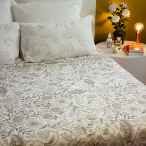 Duvet Cover Set - Secret Garden - Queen