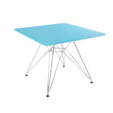 Childrens Charles Ray Eames Style Eiffel Square Table