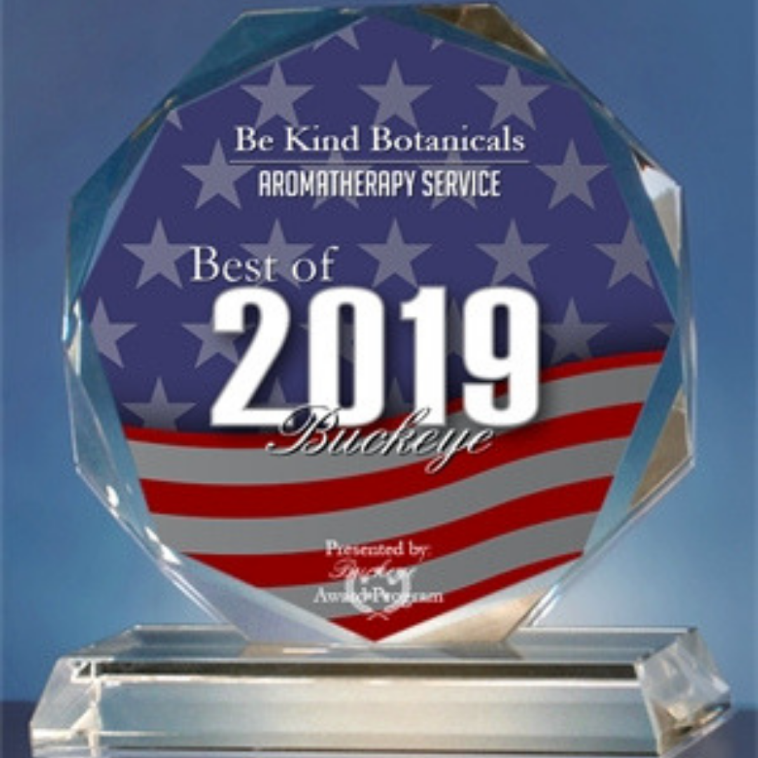 Be Kind Botanicals Receives 2019 Best of Buckeye Award
