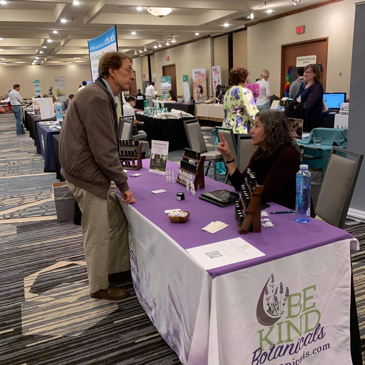My Top Four Reasons for Attending an Essential Oil Conference