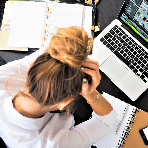 Top Five Tips to Help Manage Stress