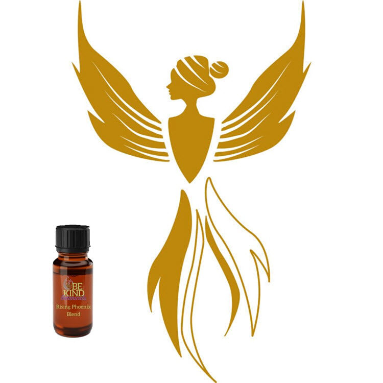 Essential Oils For a Rising Phoenix Blend