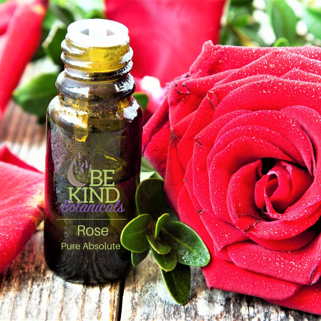 Pure Essential Oil Blend for the Heart Chakra
