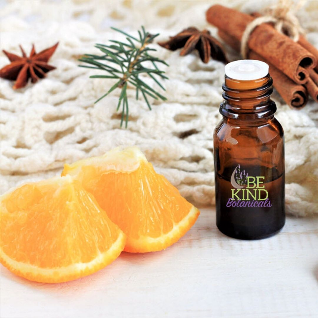 Holiday Essential Oil Blending Made Simple