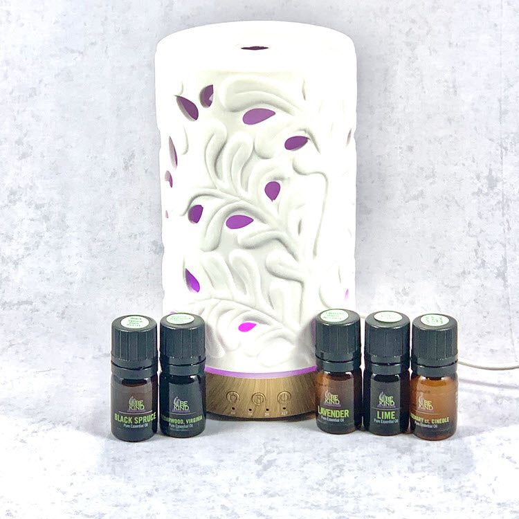 Inspiring Creativity with Essential Oils