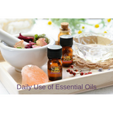 Daily Use of Essential Oils - Be Kind Botanicals