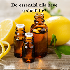 Spa Essentials by Lola Essential Oils Shelf Life