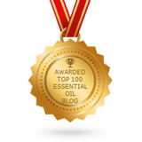 Rated Top 100 Essential Oil Blogs - Be Kind Botanicals