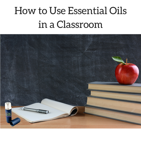How to Use Essential Oils in a Classroom
