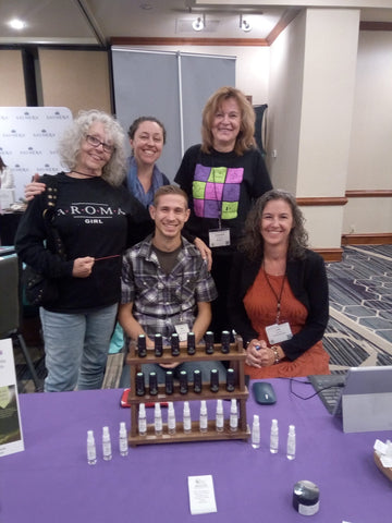 Be Kind Botanicals at AIA Conference 2019