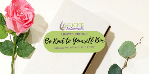 Be Kind to Yourself Box