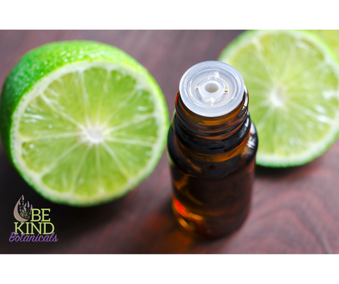 Lime Essential Oil - Be Kind Botanicals