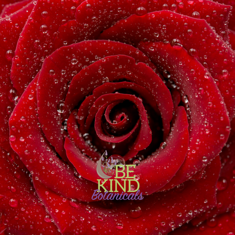 Rose Essential Oil & Heart Chakra - Be Kind Botanicals