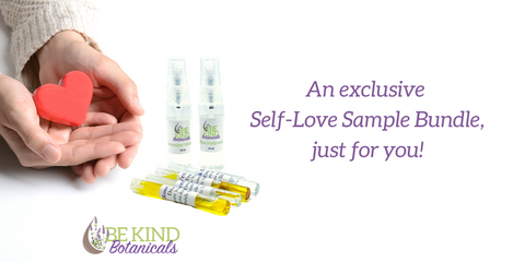 Self-Love Sample Bundle Giveaway