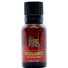 Resilience essential oil blend for immune support
