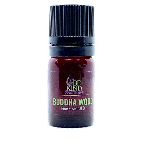 Buddha Wood Essential Oil - grounding, protective and soothing essential oil for sleep blends