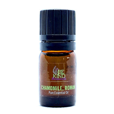 Roman Chamomile Essential Oil - sleep support and cough soothing