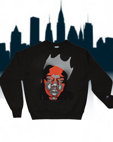 Biggie Champion Sweatshirt