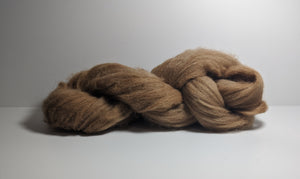 Butterscotch Roving