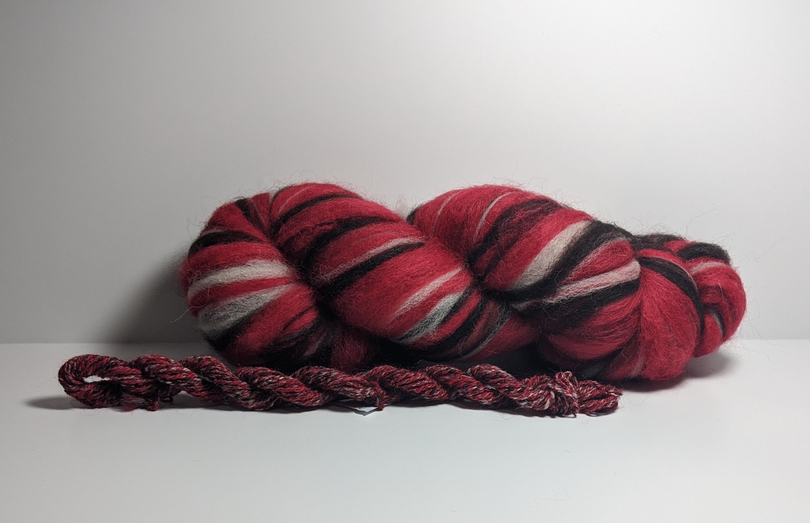 Warrior Red Roving